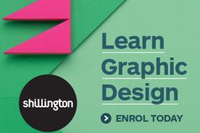 Graphic Design Course | Shillington College, London & Manchester
