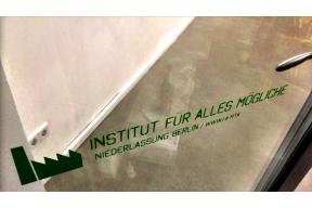 Residencies and Living&Work spaces in Berlin