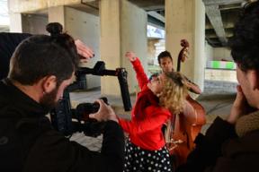 Collaborez au Music Movin' : Danse/Musique/Vidéo