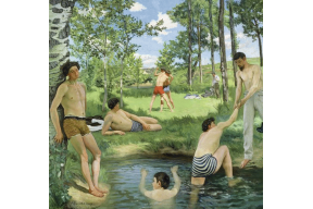 Frédéric Bazille, The youth of impressionism at Musée d'Orsay