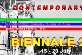 """Art exhibition """"BIENNALE 2017"""" in Venice  15 - 20 July"""