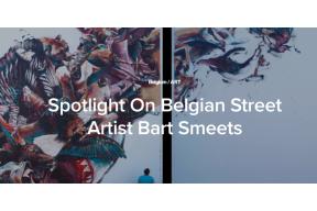Bart Smeets - Strat Art Exhibition