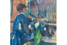 Exposition rétrospective Rik Wouters aux Musées royaux des Beaux-Arts