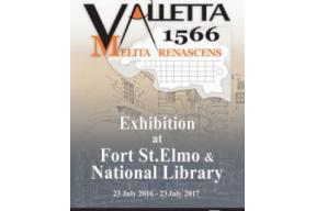VALLETTA 1566 - MELITA RENASCENS