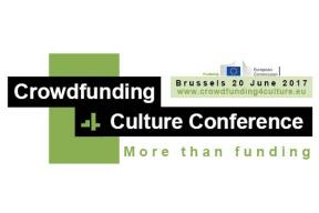 SAVE THE DATE: Crowdfunding4Culture Conference - 20 June 2017