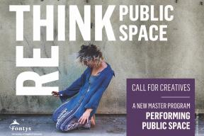 CALL FOR CREATIVES - Performing Public Space