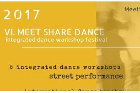 Integrated dance workshop festival MeetShareDance Berlin