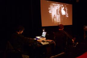 Dr Jekyll & Mr Hyde at the Edinburgh Short Film Festival
