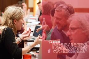 EAVE PRODUCERS WORKSHOP 2018