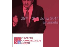European Communication Summit: ECS 2017