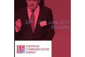 European Communication Summit: ECS 2017