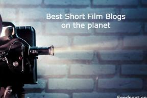 ESFF Blog named in the top 25 Short Film Blogsites