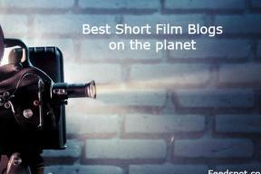 ESFF Blog named in the top 25 Short Film Blogsites