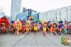 Rotterdam Summer Carnival (Zomercarnaval) 2017