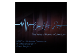 The Value of Museum Collections // NEMO's 25th Annual Conference