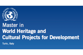 Master in World Heritage and Cultural Projects for Development