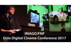 Oslo Digital Cinema Conference 2017