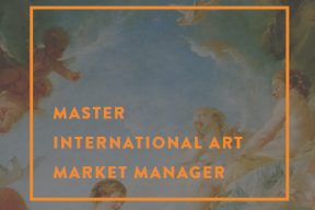 MASTER INTERNATIONAL ART MARKET MANAGER