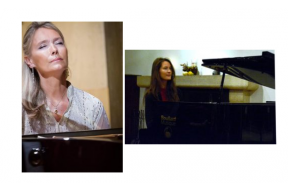 PIANO RECITAL: CLAIRE ELIZABETH SOMBART AND ROUAULT