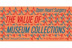 NEMO Conference: Open Heart Surgery – The Value of Museum Collections