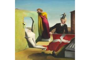 Wilhelm Freddie: a portrait of the artist as an outlaw