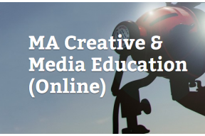 MA Creative & Media Education (Online)