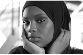 Denmark has its first headscarf model