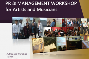PR & Management Workshop for Creative Professionals in Stockholm