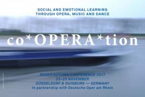 Social and emotional learning through opera, music and dance