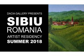 Artist Residency in Sibiu, Romania 2018