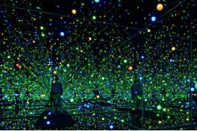 KUSAMA INSTALLATION - Louisiana, Denmark