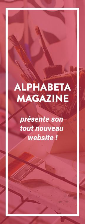 Alphabeta Magazine 288x760