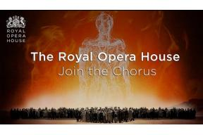 Join The Royal Opera Chorus in 360°