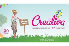 Creativa Bruxelles - Salon des loisirs créatifs et du DIY 2017