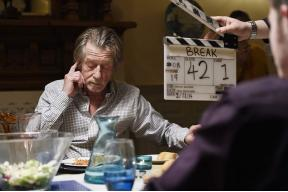 Edinburgh Short Film Festival talks to Nick Moss: Directing John Hurt