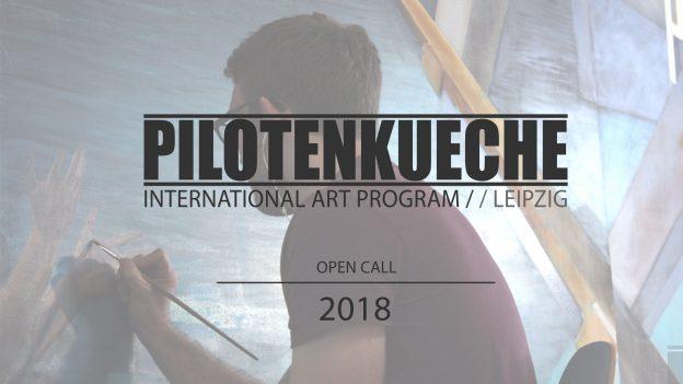OPEN CALL FOR CURATORS / PILOTENKUECHE April – June 2018