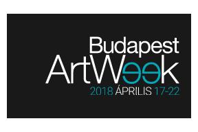 Budapest Art Week, April 2018