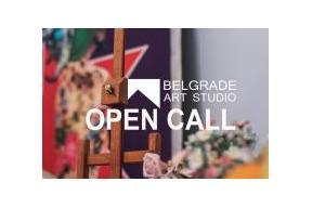 Belgrade Art Studio Residency 2018