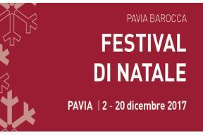 Festival di natale: Pavia Barocca