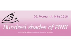 Hundred shades of PINK