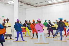 Lubaina Himid wins Turner Prize