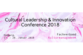 Cultural Leadership & Innovation Conference 17-20/01/2018