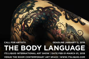 Call for artists: The body language