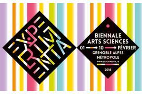 EXPERIMENTA, la Biennale Arts Sciences 2018