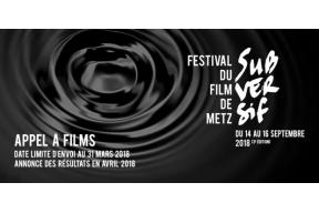 Appel à films: Festival du Film Subversif de Metz