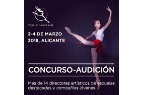 PRESENTACIÓN WORLD DANCE FAIR