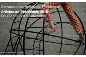 Artists in Residency 2018