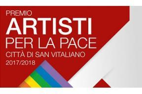 """Premio """"Artisti per la Pace"""" – Città di San Vitaliano – IX Edizione"""