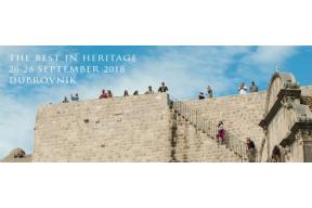 International conference: The best in heritage 2018