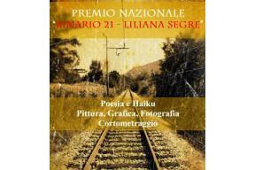 Binario 21 - Premio Liliana Segre